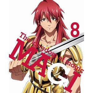 マギ The kingdom of magic 8(完全生産限定版) (Blu-ray)|zerothree