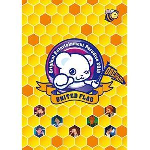 Original Entertainment Paradise -おれパラ- 2015 UNITED FLAG DVD (3枚組)|zerothree