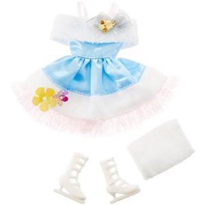 リカちゃん ドレス LW-10 ふわふわスケート 新品 zerothree