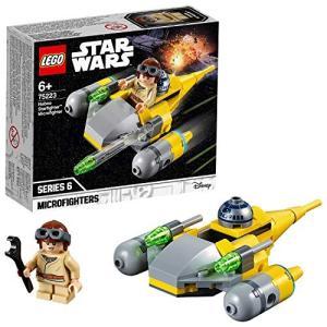 レゴ(LEGO) スター・ウォーズ ナブー・スターファイター マイクロファイター 75223 新品|zerothree