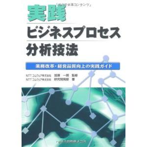 実践ビジネスプロセス分析技法―業務改革・経営品質向上の実践ガイド 古本 古書 zerothree