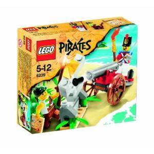 レゴ (LEGO) パイレーツ 海賊VS海兵隊 6239 新品|zerothree