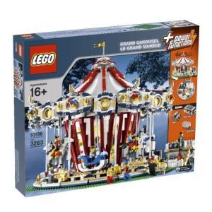 レゴ (LEGO) クリエイター・メリーゴーランド 10196 新品|zerothree