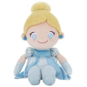 ディズニーキャラクター ビーンズコレクション シンデレラ ぬいぐるみ 座高14cm 新品 zerothree