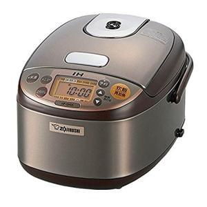 象印 炊飯器 IH式 3合炊き ステンレスブラウン NP-GH05-XT 中古|zerothree