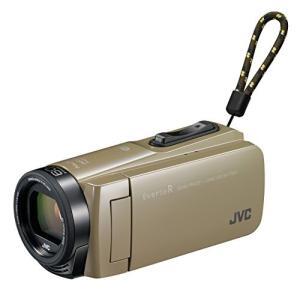 JVCKENWOOD JVC ビデオカメラ Everio R 防水 防塵 Wi-Fi 64GB サンドベージュ GZ-RX670-C 中古 zerothree