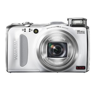FUJIFILM デジタルカメラ FinePix F550EXR ホワイト FX-F550EXR WH 中古 zerothree