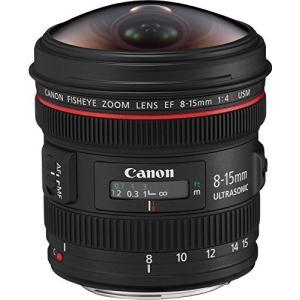 Canon 超広角ズームレンズ EF8-15mm F4L フィッシュアイ USM フルサイズ対応 中古 zerothree