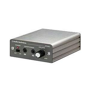 audio-technica ヘッドホンアンプ AT-HA2 中古|zerothree