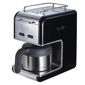 デロンギ ケーミックス ドリップコーヒーメーカー プレミアム ブラック CMB5T-BK|zerothree