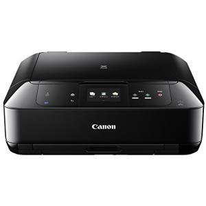 Canon インクジェットプリンター複合機 PIXUS MG7530 BK ブラック 中古 zerothree