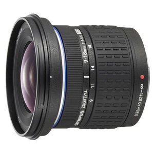 OLYMPUS  超広角ズームレンズ ZUIKO DIGITAL ED 9-18mm F4.0-5.6 中古|zerothree