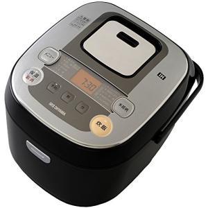 アイリスオーヤマ 炊飯器 IH式 1升 銘柄炊き分け機能付き RC-IB10-B zerothree