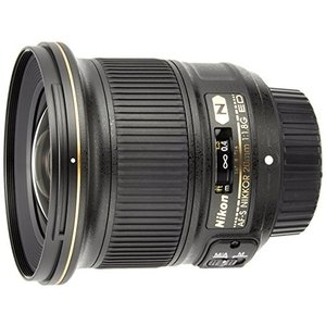 Nikon 単焦点レンズ AF-S NIKKOR 20mm f/1.8G ED AFS20 1.8G 中古 zerothree