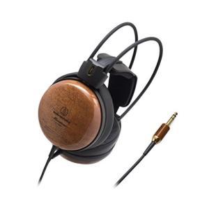 audio-technica Maestoso 密閉型ヘッドホン ウッドハウジング ハイレゾ音源対応 ATH-W1000Z 中古|zerothree