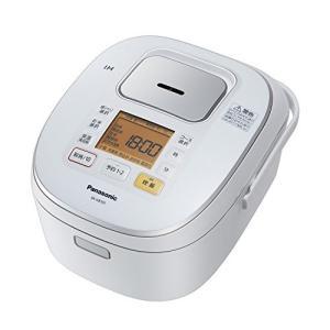 パナソニック 5.5合 炊飯器 IH式 ホワイト SR-HB107-W|zerothree