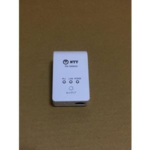 NTT西日本 QoS対応PLCアダプタセット PN-1000HD-S 4984824828421 PN-1000HD-S|zerothree