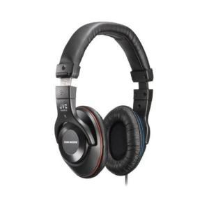 JVC HA-MX10-B 密閉型ヘッドホン スタジオモニター ブラック 中古|zerothree