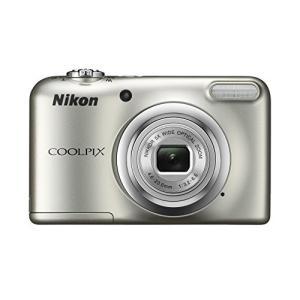 Nikon デジタルカメラ COOLPIX A10 シルバー 光学5倍ズーム 1614万画素 (乾電池タイプ) A10SL 中古 zerothree