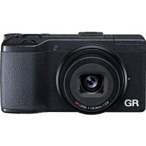 RICOH デジタルカメラ GR APS-CサイズCMOSセンサー ローパスフィルタレス 175740 中古 zerothree