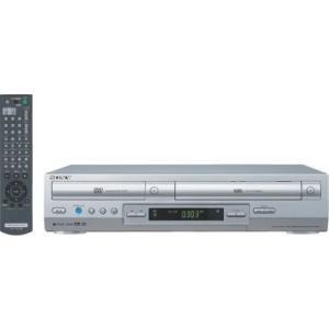 SONY SLV-D303P DVDプレーヤー一体型VHSビデオデッキ 中古|zerothree