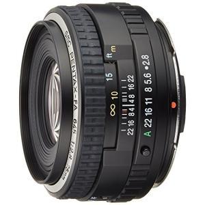 PENTAX 標準~中望遠単焦点レンズ FA645 75mmF2.8 645マウント 645サイズ・645Zサイズ 26131 中古 zerothree