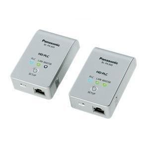 パナソニック PLCアダプター スタートパック プラグインタイプ BL-PA300KT|zerothree