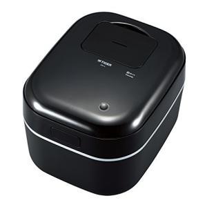 タイガー IH 炊飯器 5.5合 スミ tacook 炊きたて 炊飯 ジャー JPQ-A100-K Tiger 中古|zerothree