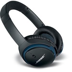 Bose SoundLink around-ear wireless headphones II ワイヤレスヘッドホン ブラック 中古|zerothree