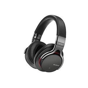 SONY 密閉型ワイヤレスヘッドホン ハイレゾ音源対応 Bluetooth対応 ブラック MDR-1ABT/B 中古|zerothree