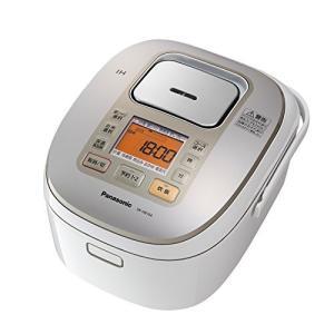 パナソニック 5.5合 炊飯器 IH式 ホワイト SR-HB104-W 中古|zerothree