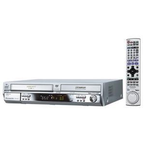 パナソニック 160GB DVDレコーダー VHSビデオ一体型 DIGA DMR‐E250V-S 中古|zerothree