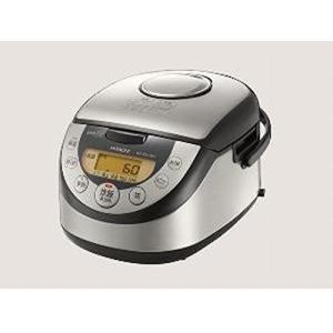 日立 RZ-XS10M-S IH炊飯器 5.5合(シルバー) 日本製 中古|zerothree
