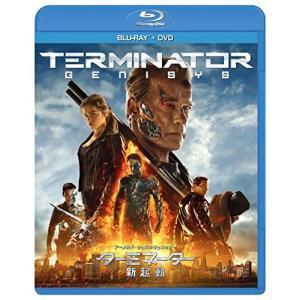 ターミネーター:新起動/ジェニシス ブルーレイ+DVDセット(2枚組) (Blu-ray)
