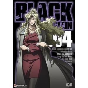BLACK LAGOON 004 (DVD) 中古