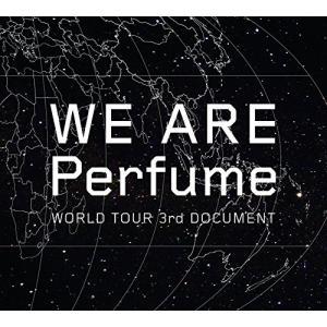 WE ARE Perfume -WORLD TOUR 3rd DOCUMENT(初回限定盤)(DVD...