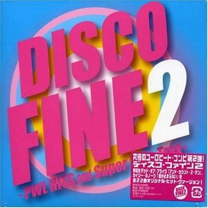 DISCO FINE-PWL Hits and Super Euro Trax 2- 中古