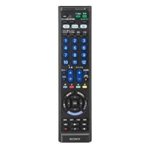 ソニー SONY マルチリモコン RM-PZ210D : テレビ/レコーダーなど最大3台操作可能 シ...