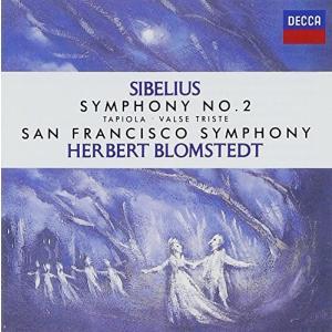 シベリウス:交響曲第2番、タピオラ、悲しきワルツ 中古
