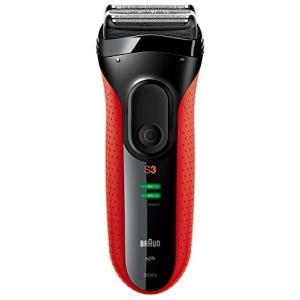 ブラウン シリーズ3 メンズ電気シェーバー 3枚刃 3030s 丸ごと水洗い可|zerothree