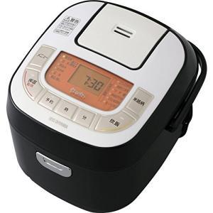 アイリスオーヤマ 炊飯器 マイコン式 3合 銘柄炊き分け機能付き RC-MB30-B 中古|zerothree