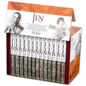 JIN ―仁― 文庫版 コミック 全13巻完結セット (集英社文庫―コミック版) 中古 古本