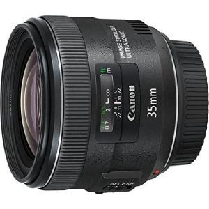 Canon 単焦点レンズ EF35mm F2 IS USM フルサイズ対応 中古