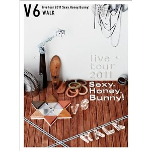 V6 live tour 2011 Sexy.Honey.Bunny!(WALK盤)(初回生産限定)(DVD)
