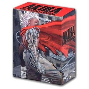 AKIRA DVD SPECIAL EDITION 綺麗 中古