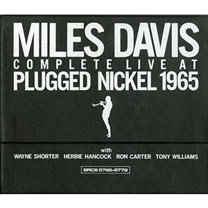 MILES DAVIS Complete Live At The Plugged Nickel 19...