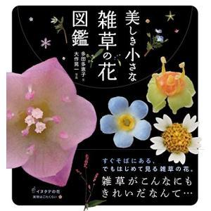 美しき小さな雑草の花図鑑 史上最高に美しい雑草の花図鑑。雑草はこんなにも美しい! 中古 古本