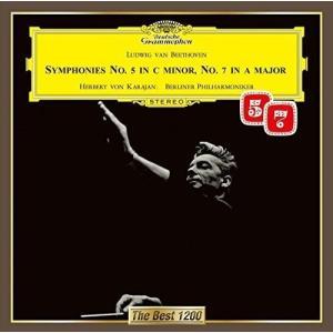 ベートーヴェン:交響曲第5番「運命」&第7番 中古