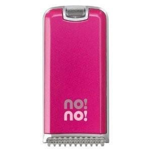 YA-MAN (サーミコン(熱線)式脱毛だから、抜かない、剃らない、痛くない! )NO! NO! HAIR ピンク STA100P|zerothree