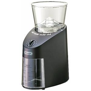デロンギ コーン式 コーヒーグラインダー KG364J